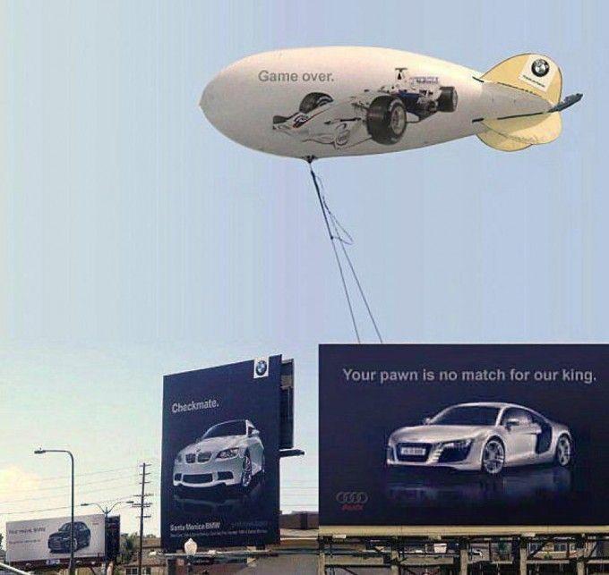 BMW Baloon