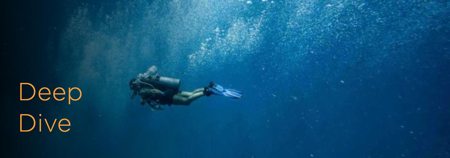 Deep Dive Banner